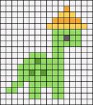 Alpha pattern #57215