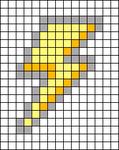 Alpha pattern #57226