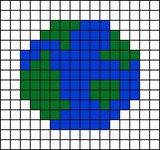 Alpha pattern #57231