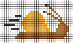 Alpha pattern #57234