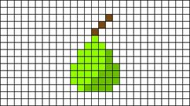 Alpha pattern #57238