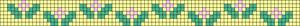 Alpha pattern #57240
