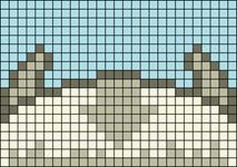 Alpha pattern #57244