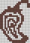 Alpha pattern #57245