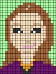 Alpha pattern #57255