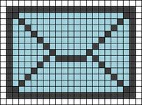 Alpha pattern #57268