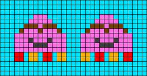 Alpha pattern #57281