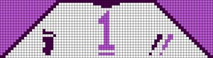 Alpha pattern #57286