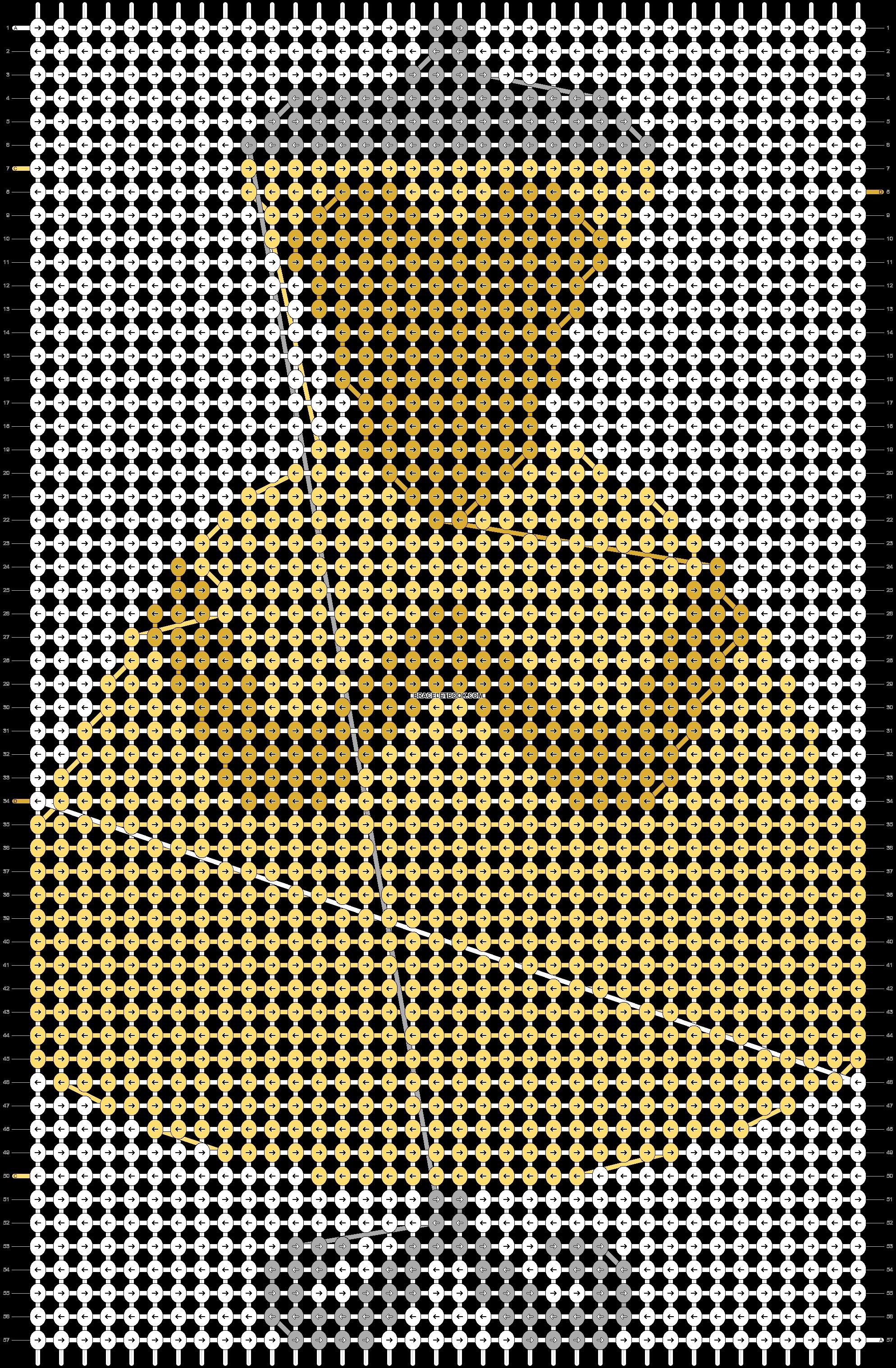 Alpha pattern #57289 pattern