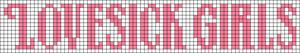 Alpha pattern #57292