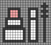 Alpha pattern #57299