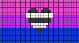 Alpha pattern #57300
