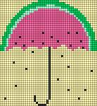 Alpha pattern #57309