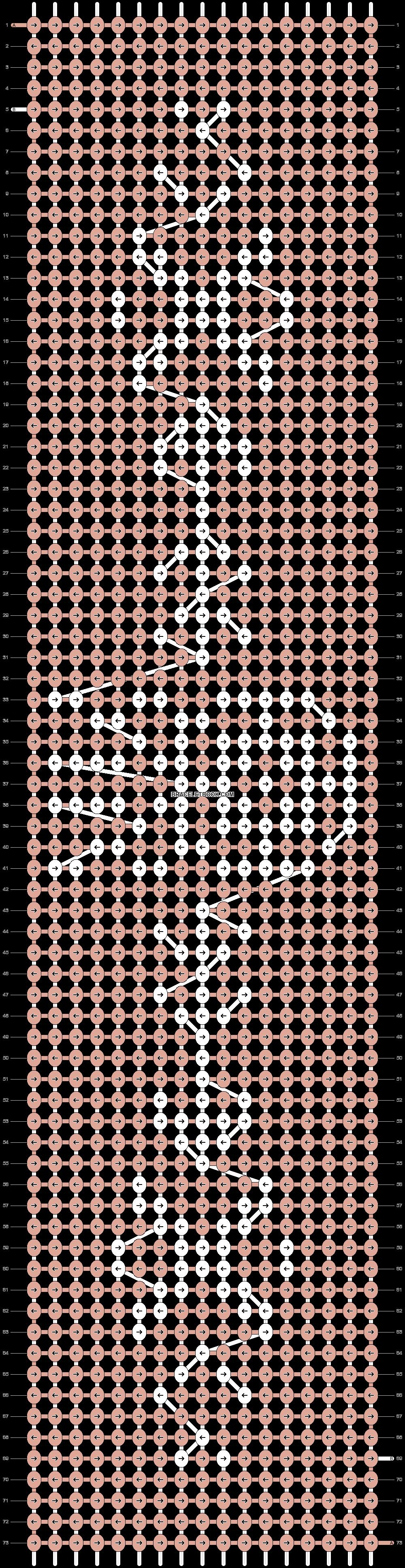 Alpha pattern #57314 pattern