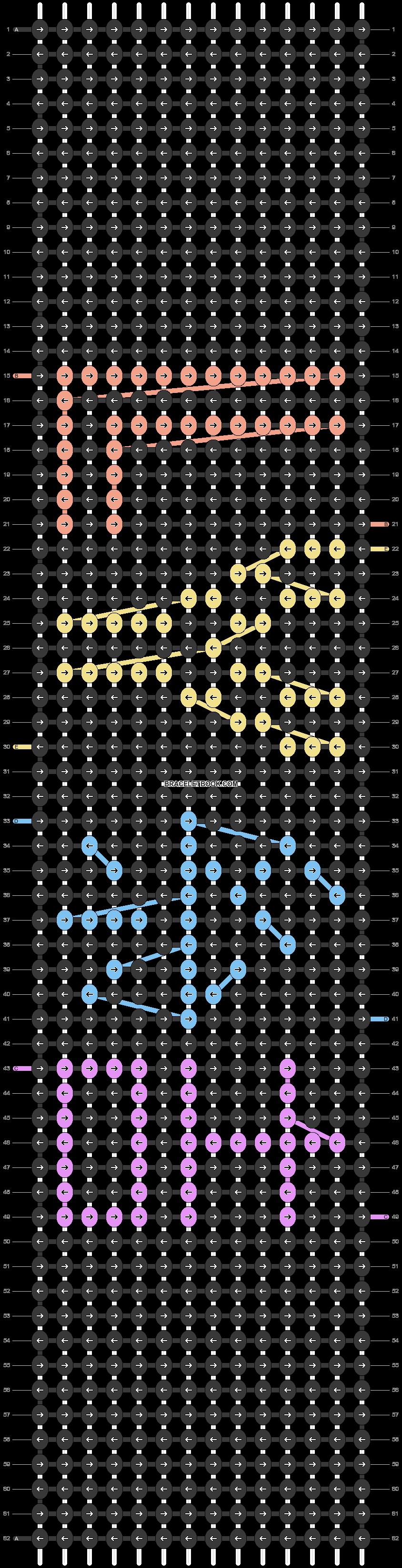 Alpha pattern #57327 pattern