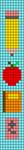 Alpha pattern #57334