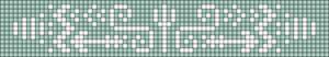 Alpha pattern #57355