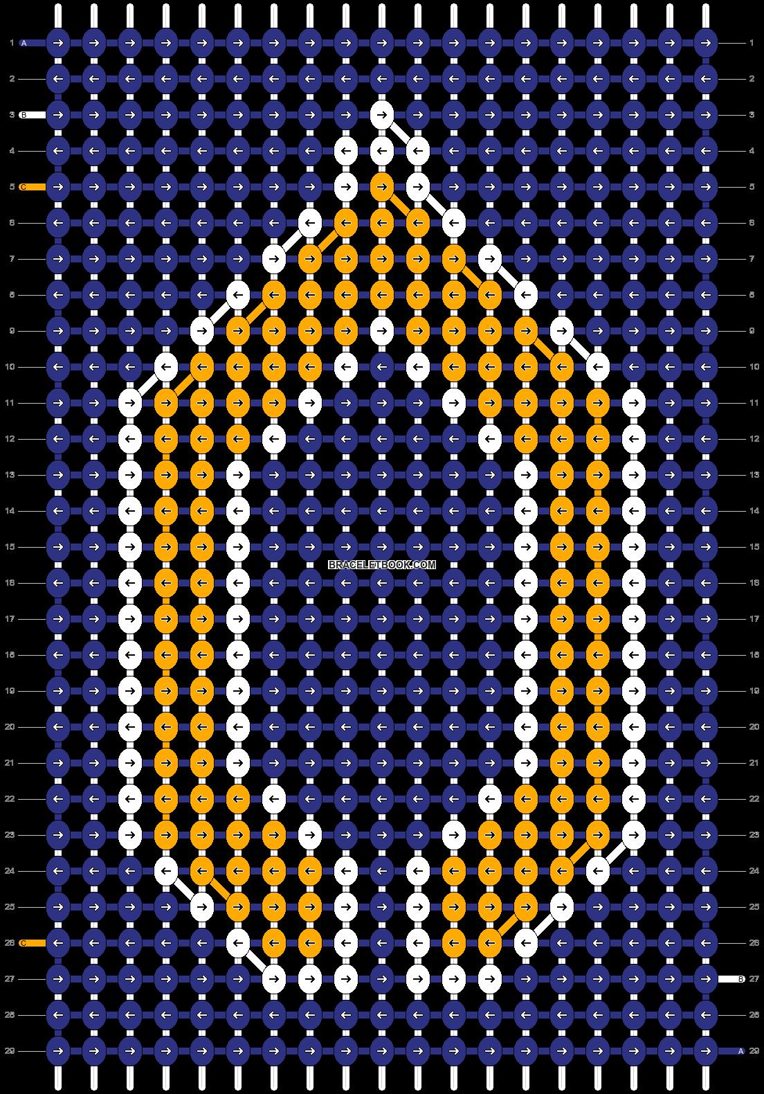Alpha pattern #57357 pattern
