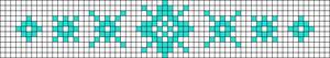 Alpha pattern #57367
