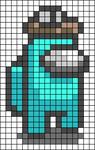 Alpha pattern #57370