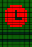 Alpha pattern #57375