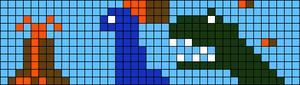 Alpha pattern #57377