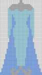 Alpha pattern #57382