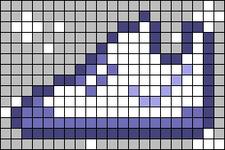 Alpha pattern #57385