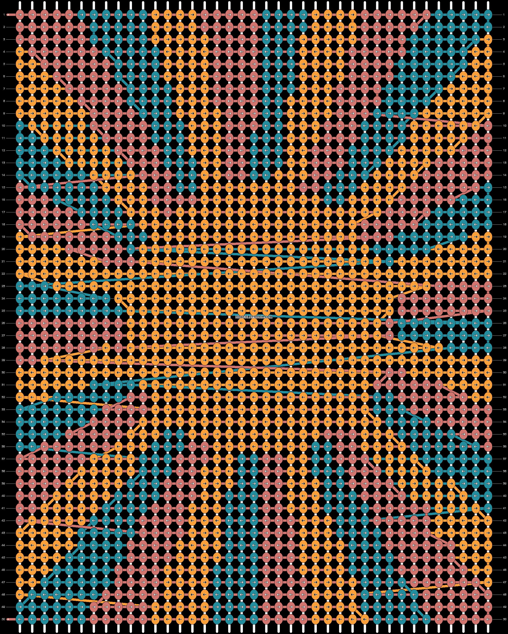 Alpha pattern #57389 pattern