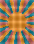 Alpha pattern #57389
