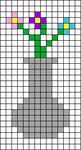 Alpha pattern #57393