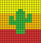 Alpha pattern #57397