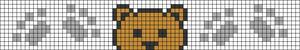 Alpha pattern #57401