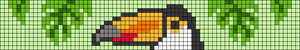 Alpha pattern #57402