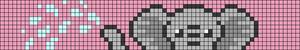Alpha pattern #57403