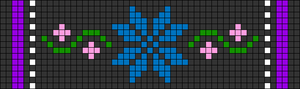 Alpha pattern #57408