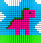 Alpha pattern #57409