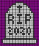Alpha pattern #57410