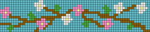 Alpha pattern #57419