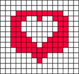 Alpha pattern #57422