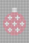 Alpha pattern #57423