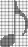 Alpha pattern #57427