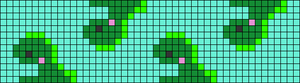 Alpha pattern #57428