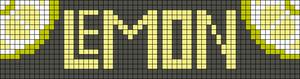 Alpha pattern #57437