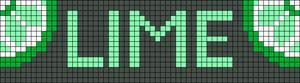 Alpha pattern #57438