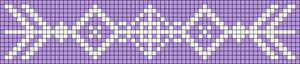 Alpha pattern #57439