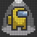 Alpha pattern #57451