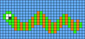 Alpha pattern #57456
