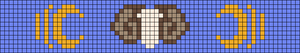 Alpha pattern #57457