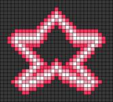 Alpha pattern #57459